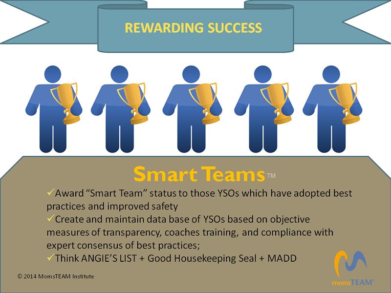 rewarding success
